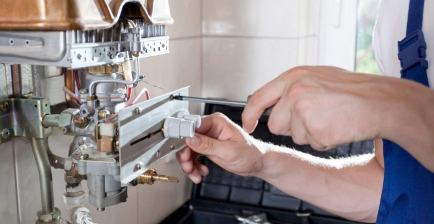 Comment réparer un chauffe-eau, Expert certifié Plomberie Châteauguay